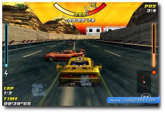 Immagine del gioco Racing Thunder