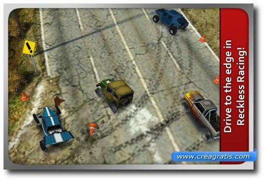 Immagine del gioco Rockless Racing