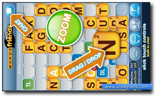 Immagine del gioco Word With Friends