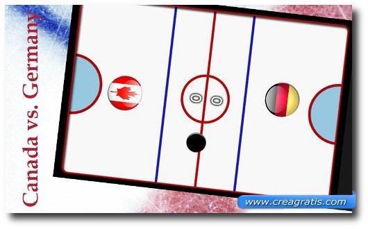 Immagine del gioco Hockey Multiplayer