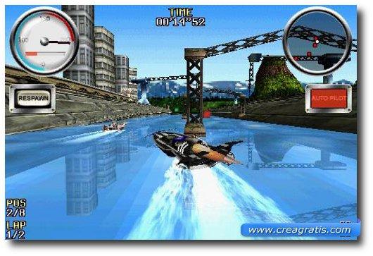 Immagine del gioco Wave Blazer