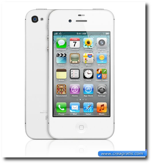 Immagine dell'iPhone 4S