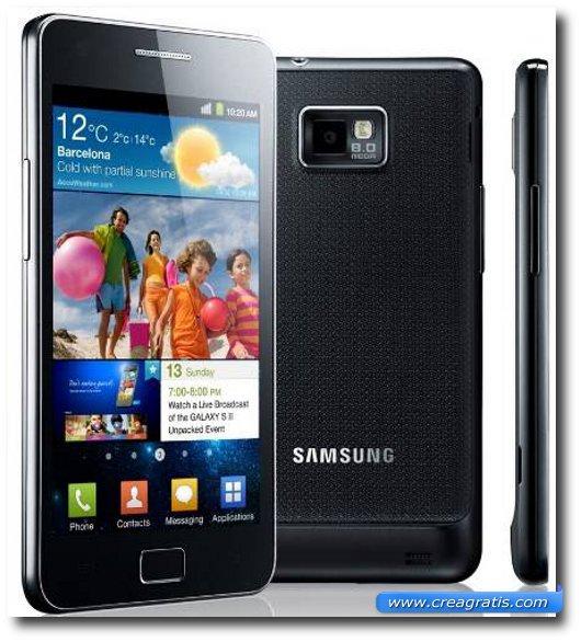 Immagine del Samsung Galaxy S2