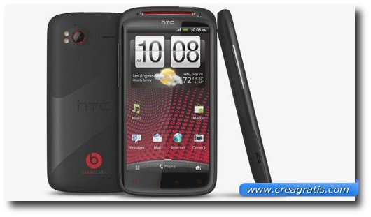 Immagine dell' HTC Sensation XE