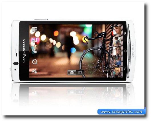 Immagine del Sony Ericsson Arc S