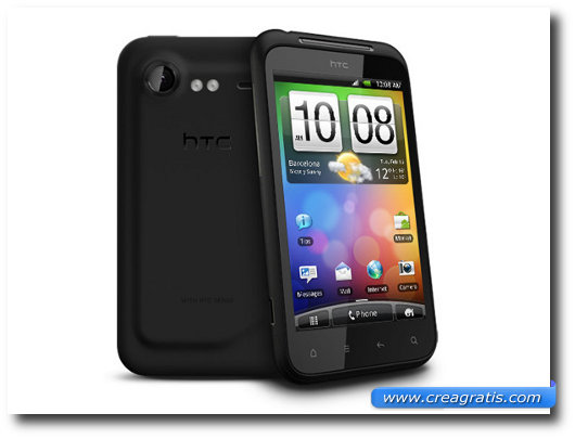 Immagine dell' HTC Incredible S