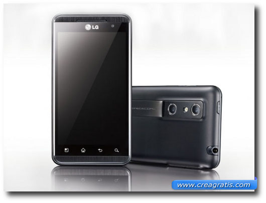Immagine dell'LG Optimus 3D