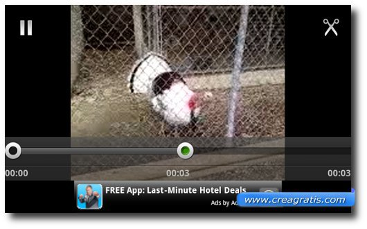 Seconda app per modificare e montare video su Android