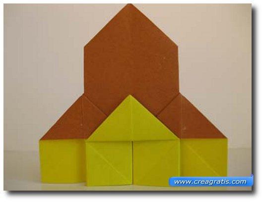 Istruzioni per creare una chiesa di carta
