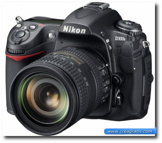 Immagine della fotocamera DSLR Nikon D300S