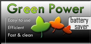 Immagine dell'applicazione GreenPower Free Battery Saver