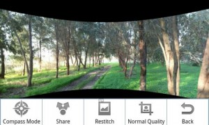 Immagine di Photaf Panorama, App per fare foto su Android, iPhone e iPad