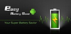 Immagine dell'applicazione Easy Battery Saver