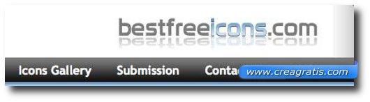 Quarto sito per scaricare icone gratis