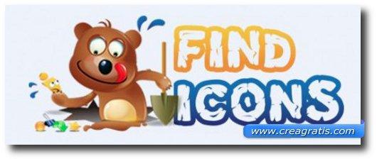 Quindicesimo sito per scaricare icone gratis