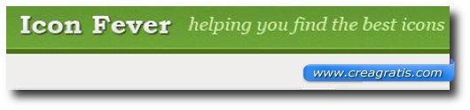 Diciassettesimo sito per scaricare icone gratis