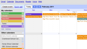 Immagine dell'estensione Minimalist for Google Calendar per Chrome
