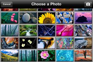 Applicazione di fotografia Bill Atkinson PhotoCard per iPad