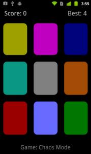 Immagine dell'app Classic Simon per Android