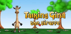 Immagine dell'app Talking Gina the Giraffe
