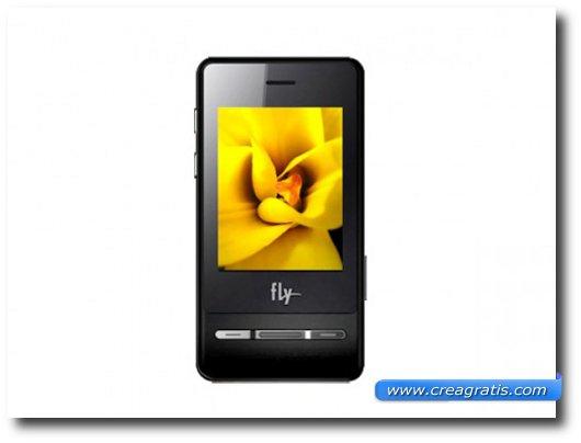 Immagine del cellulare Fly E 106 Touch