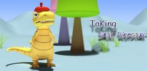 Immagine dell'app Dinosaur parlando per Android