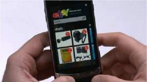 Immagine dell'applicazione eBay per Windows Phone 7