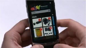 Immagine dell'applicazione eBay per Windows Phone 7