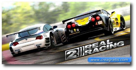 Immagine del gioco Real Racing 2 per Android