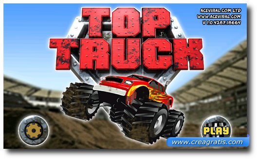 Immagine del gioco Top Truck Free per Windows Phone 7