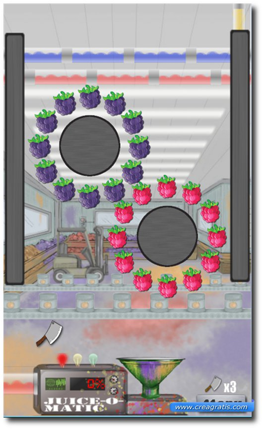 Immagine del gioco Juice Factory per Windows Phone 7