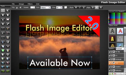 Immagine del sito ImageEditor per modificare foto online