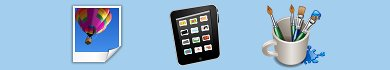 Applicazioni per iPad di fotografia