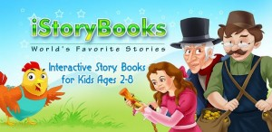Immagine dell'app iStory Books per Android