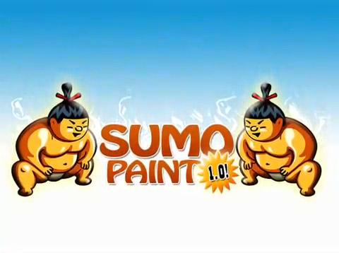 Immagine del sito SumoPaint per modificare foto online