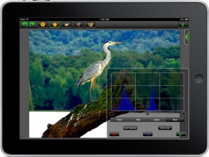 Immagine dell'app PhotoWizard-Editor HD per iPad