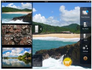 Immagine dell'app Picture HD per iPad