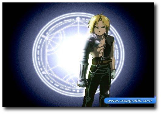 Immagine del cartone animato Full Metal Alchemist
