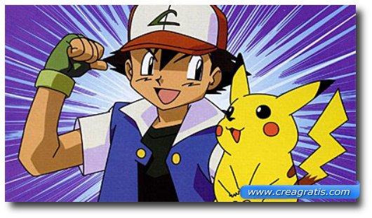 Immagine del cartone animato Pokemon