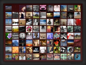 Immagine dell'app Explore Flickr per iPad