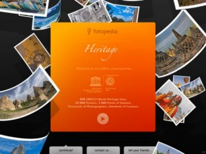 Immagine dell'app Fotopedia Heritage per iPad