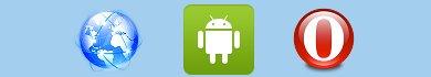 Lista dei migliori browser per dispositivi Android