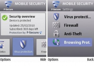 Immagine dell'app F-Secure Mobile Security