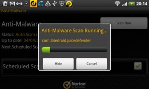 Immagine dell'app Norton Mobile Security Lite