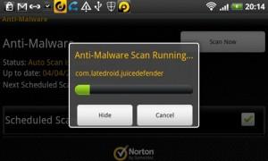 Immagine dell'app Norton Mobile Security Lite