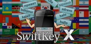 Immagine dell'applicazione SwiftKey X Free per Android