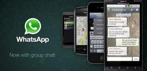 Immagine dell'applicazione WhatsApp per Android