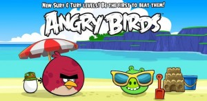 Immagine dell'app Angry Birds per Android