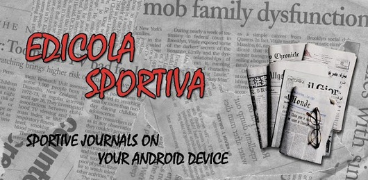 Immagine generica dell'app Edicola Sportiva