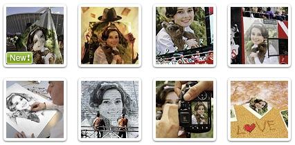 Immagine del sito FunnyWow per creare avatar online